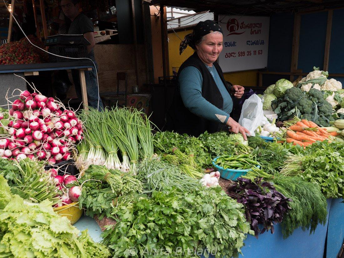 Tbilisi's Dezerter Bazaar