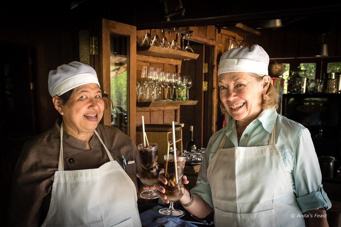 Chef Benz Kokut Island