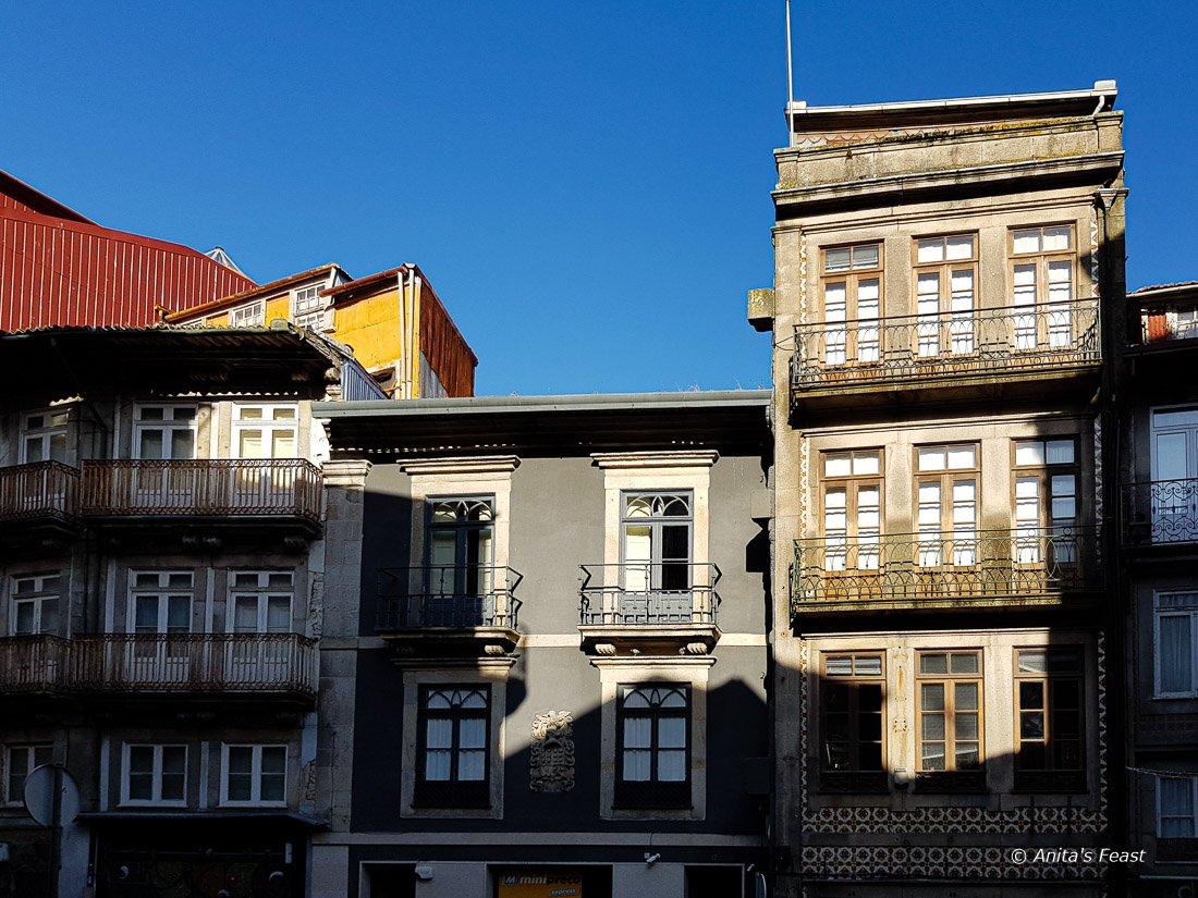 Baixa, Porto