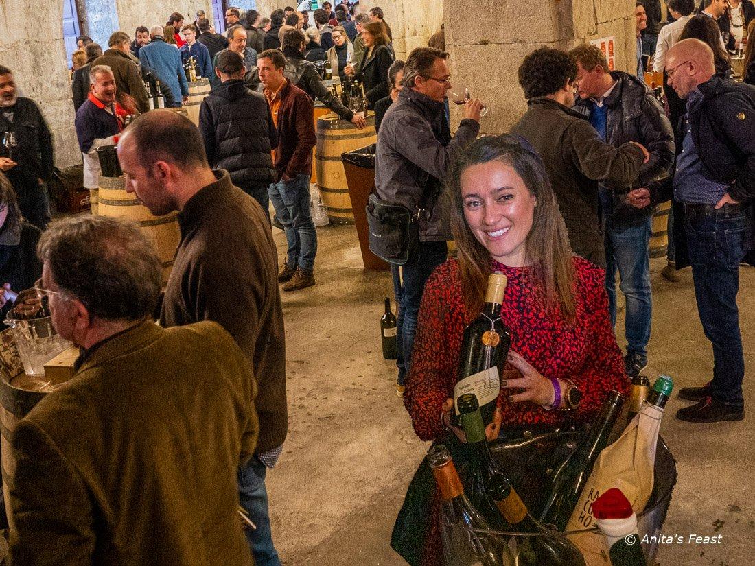 Winemaker Joana Santiago
