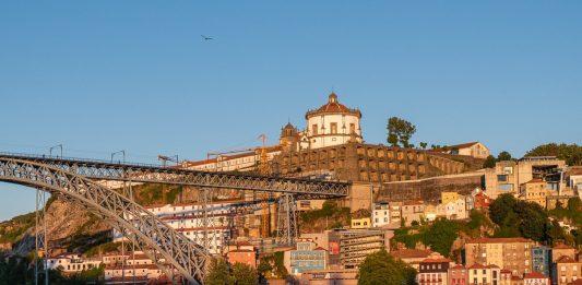 View across the Douro at Porto
